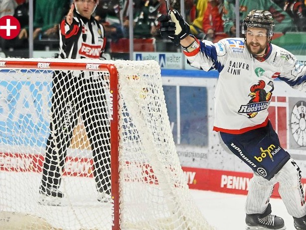 Eishockey: Iserlohn Roosters gelingt der erste Auswärtsstreich