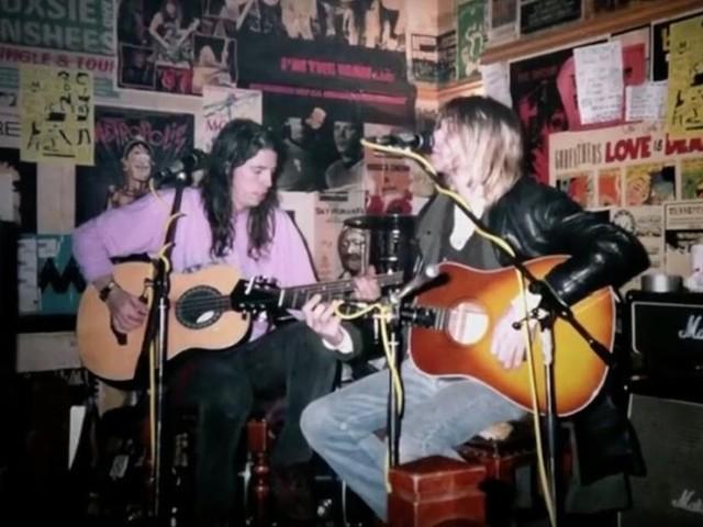 Eine seltene Aufnahme von Nirvana aus einem Pub in Edinburgh 1991   Musikgeschichte