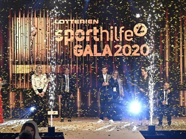 Sporthilfe-Gala: Nach Corona endlich wieder vor Zuschauern