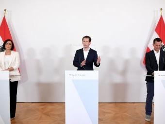Österreich lockert weiter, Sperrstunde fällt weg