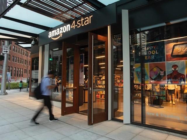 Amazon eröffnet stationäres Gemischtwarengeschäft in Europa