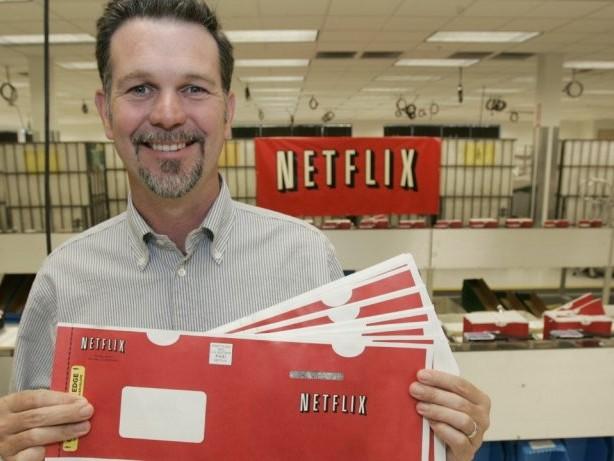Wie Netflix zum Streaming-König wurde