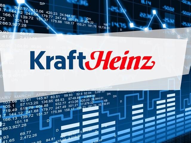 Kraft Heinz Co-Aktie Aktuell - Kraft Heinz Co nahezu konstant