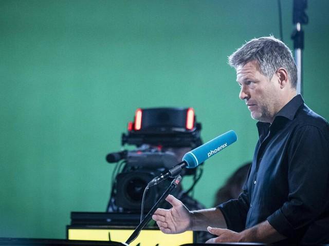 Sozial unverträglich? Habeck weist Kritik an Wahlprogramm der Grünen zurück