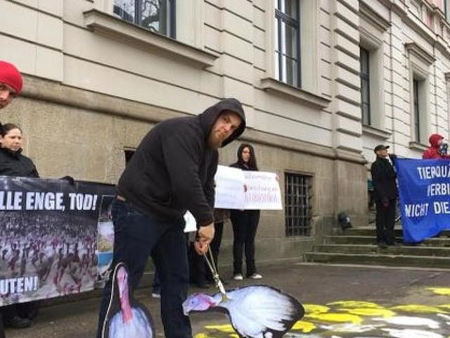 "In Augsburg - Nach Putenskandal in Dillingen: ""Soko Tierschutz"" vor Gericht"