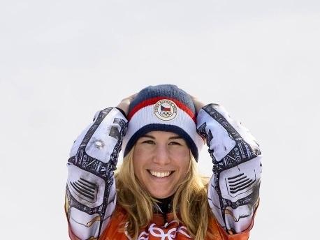 Doppel-Olympiasiegerin Ledecka: Snowboard schlägt Ski