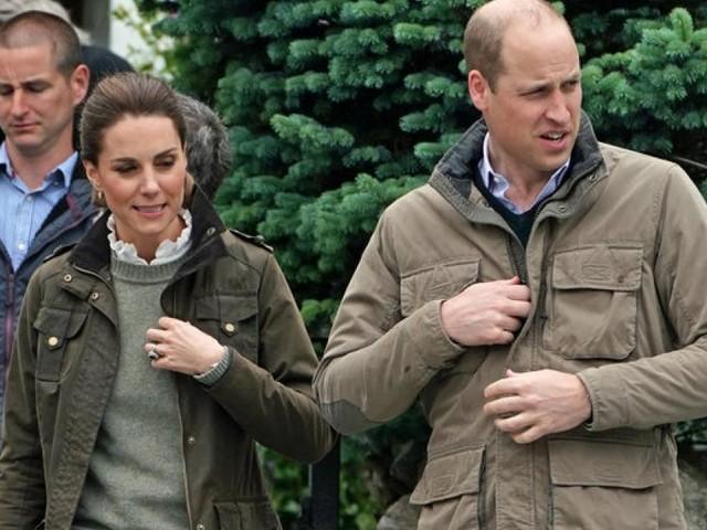 Message an Meghan? Royal-Fans üben an Auftritt von Kate und William Kritik