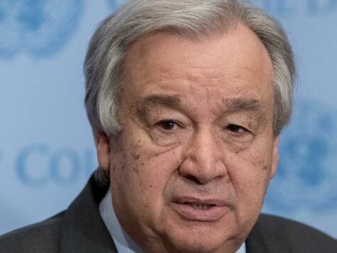 UN-Generalsekretär Guterres für zweite Amtszeit ernannt