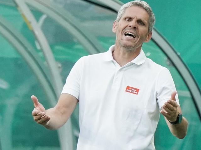 """Kühbauer nach Rapids Auftaktpleite: """"Leistung war indiskutabel"""""""