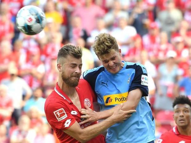 Bundesliga: Rose gewinnt mit Gladbach gegen Mainzer Kumpel Schwarz