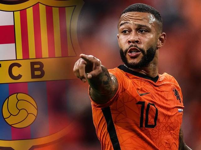 Perfekt: Holland-Star Depay wechselt zu Barcelona – Vertrag bis 2023