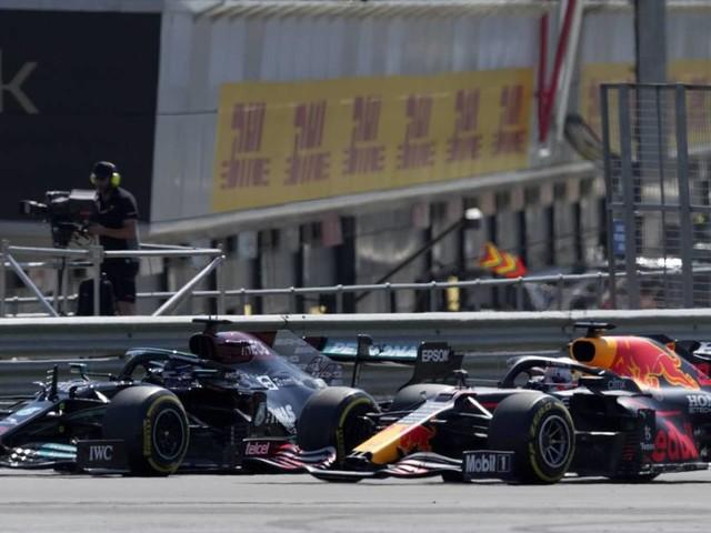 Keine nachträgliche Strafe: Red Bull scheitert mit Protest nach Crash zwischen Hamilton und Verstappen
