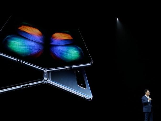Hat Samsung versucht, diesen fatalen Mangel des Galaxy Fold zu verbergen?