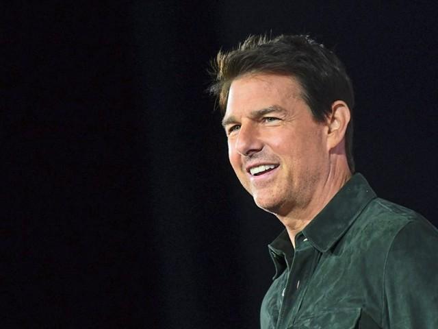 """Hollywood-Star und Scientologe Tom Cruise spielt wieder in """"Top Gun"""""""