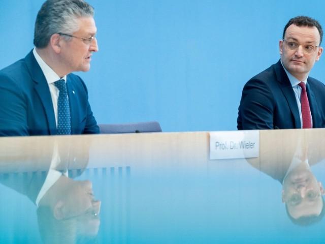 """Coronavirus in Deutschland: Spahn: """"Die dritte Welle scheint gebrochen"""""""