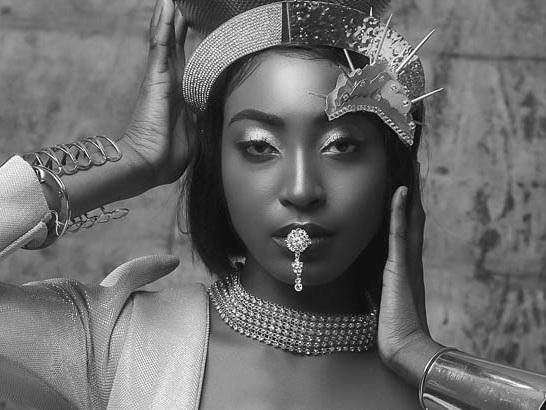 """Die namibische Rapperin Lioness mit neuer Single """"Superstar"""""""