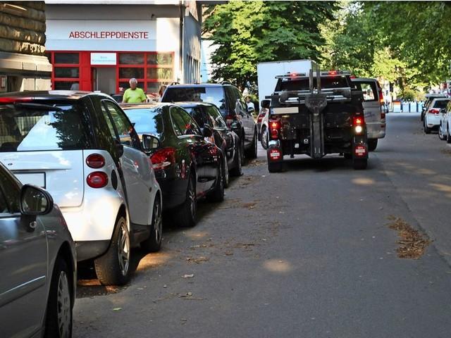 Nachbarschaftsstreit in Bad Cannstatt: Abschleppdienst ist Thema im Landtag
