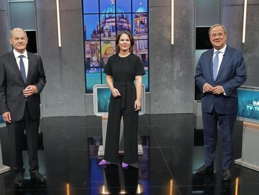 Streit-Themen und Gemeinsamkeiten, gute Moderatorinnen: Das Medienecho zum finalen TV-Triell von ProSiebenSat.1.