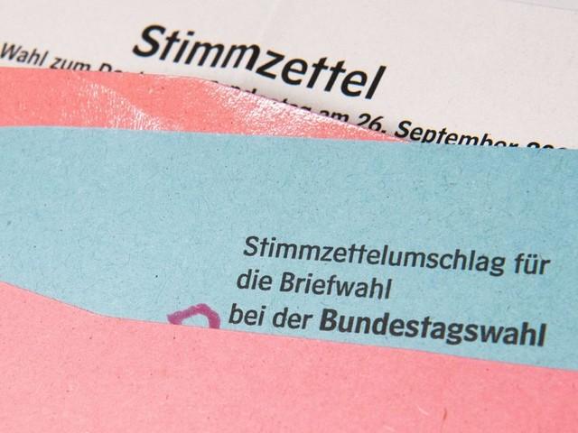 Letzte Umfrageergebnisse kurz vor der Bundestagswahl
