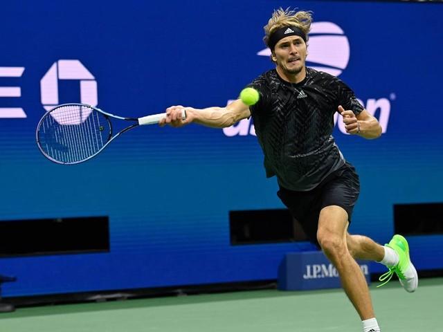 Olympiasieger Zverev scheitert im Halbfinale der US Open an Djokovic