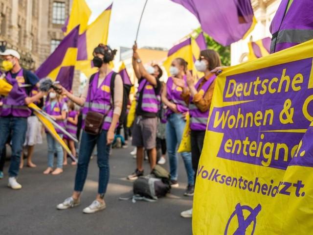 """""""Deutsche Wohnen und Co. enteignen"""": Die Enteignung von Wohnungskonzernen wäre ein populistisches Placebo"""