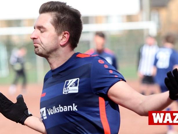 Serie: VfB Kirchhellen: Dominik Selm verteidigt sein Kampfgewicht