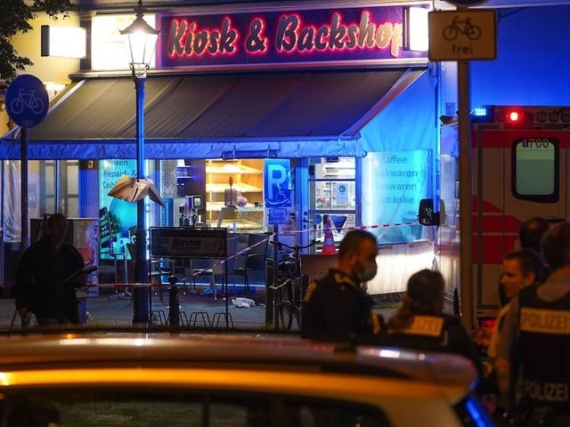 In Berlin-Wedding - Mann durch Schüsse getötet - Täter auf der Flucht