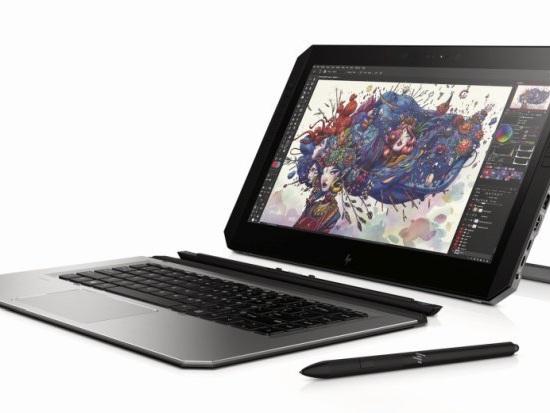 HP zBook x2: 2-in-1 mit Workstation-Hardware vorgestellt