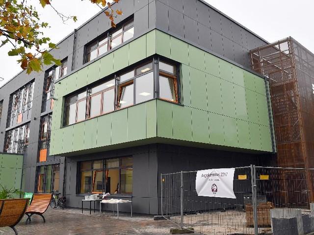 Bremerhaven - Bremerhaven: Neubau an den Berufsbildenden Schulen Sophie Scholl ist fertig
