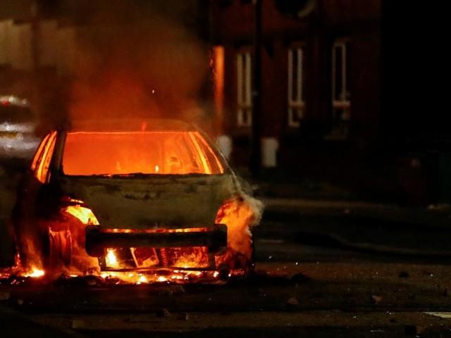 """Soziologin sieht nach Brexit """"enorme Unsicherheit"""" in Nordirland"""