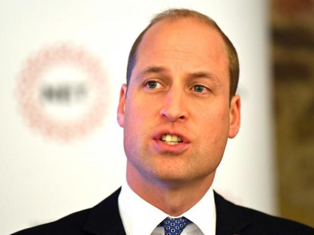 """Prinz William: """"Dies ist ein Moment der Hoffnung, nicht der Angst"""""""