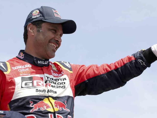 Dritter Sieg für Mann auf Katar: Al-Attiyah gewinnt die Rallye Dakar - Von Zitzewitz Neunter