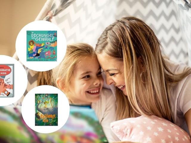 """Von """"Stiftung Lesen"""" empfohlen: Kindern Politik erklären: Diese 3 Bücher helfen"""