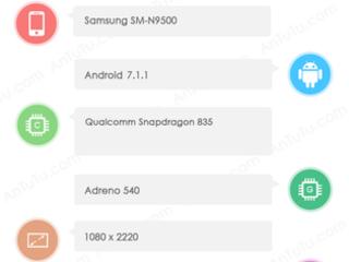 Benchmark-Test: Samsung Galaxy Note 8 langsamer als das iPhone 7 Plus