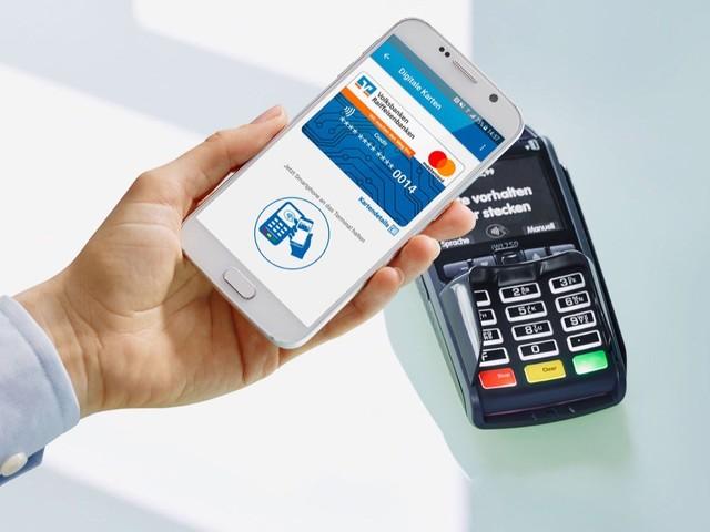 Volksbanken starten Testphase für mobiles Bezahlen per Mastercard