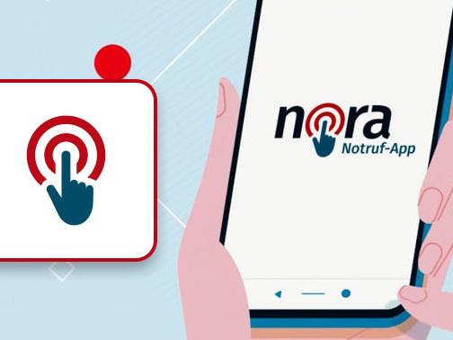 nora: Die offizielle Notruf-App der Bundesländer startet