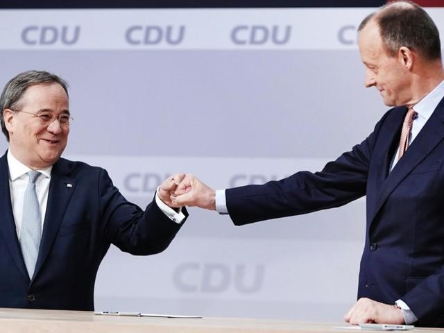 CDU: Armin Laschet ist ein Getriebener