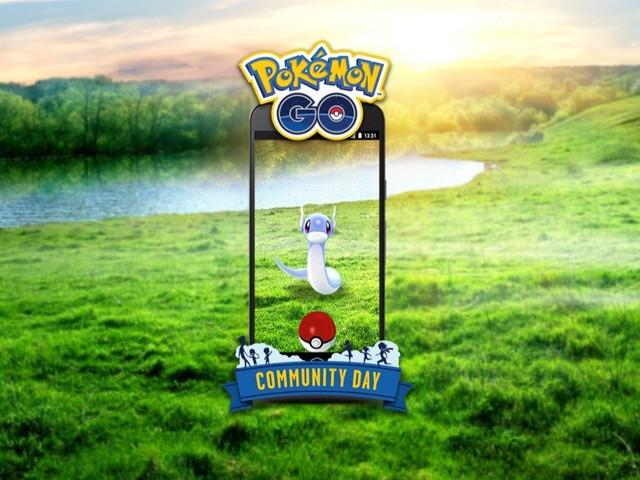 Pokémon GO: Zweiter Community Day mit Dratini