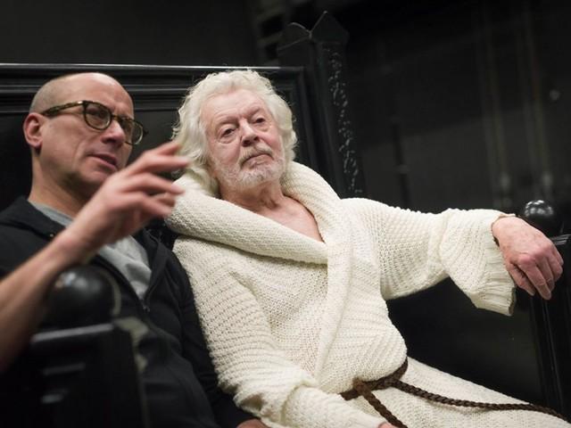 Egon Madsen über König Lear: Eine Rolle mit persönlicher Bedeutung
