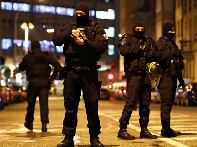 Straßburger Attentäter von der Polizei erschossen