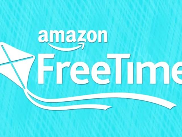 Amazon FreeTime: Kinder-App jetzt bei Google Play erhältlich