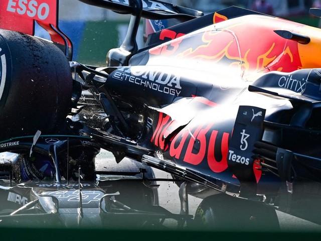 Nach Monza-Crash mit Hamilton: Strafe für WM-Leader Verstappen