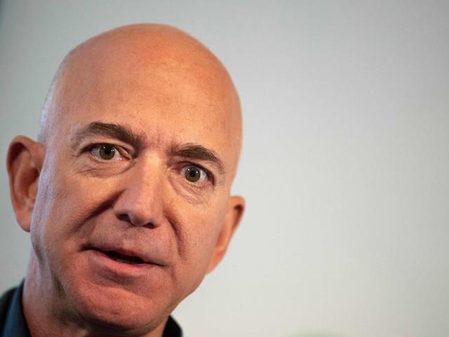 Amazon-Gründer Bezos geht - so halb