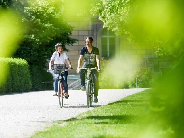 Schmerzfrei radeln: So stellst Du dein Fahrrad richtig ein