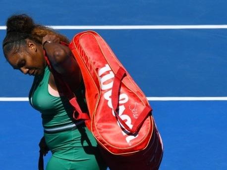 Serena Williams scheidet im Viertelfinale aus