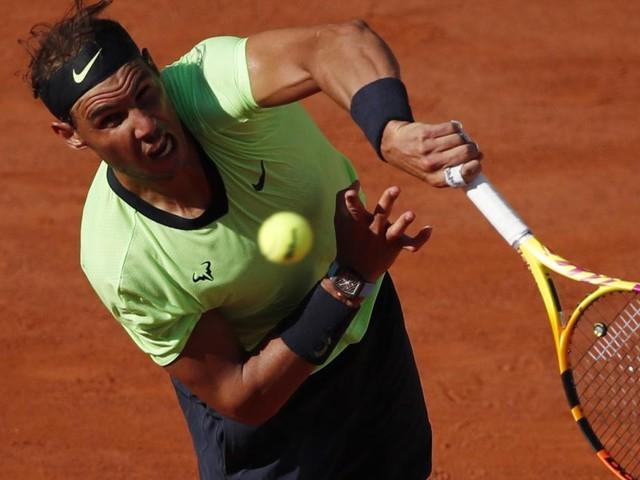 French Open: Tennis-Ass Nadal mühelos in der zweiten Runde