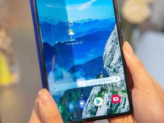Display-Desaster - Samsung verschiebt Marktstart seines Falt-Smartphones Galaxy Fold