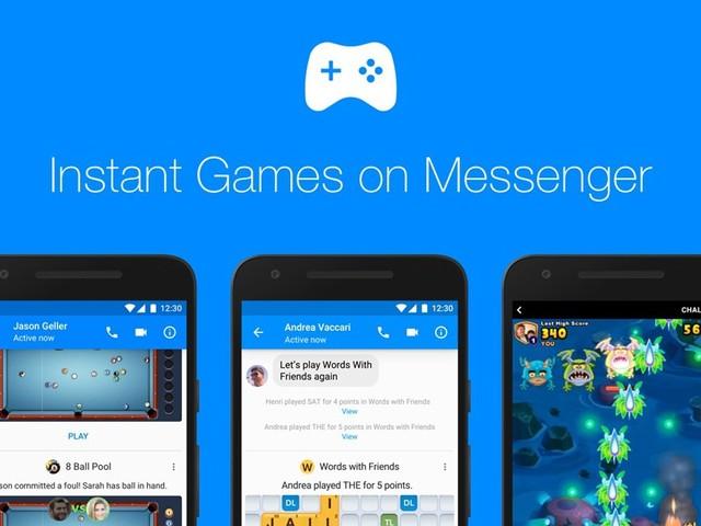 Facebook Instant Games ab sofort mit In-App-Käufen und Video-Ads möglich