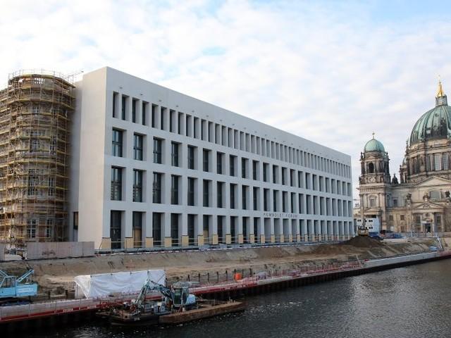 Berlin: Stadtschloss fehlen noch 13 Millionen Euro