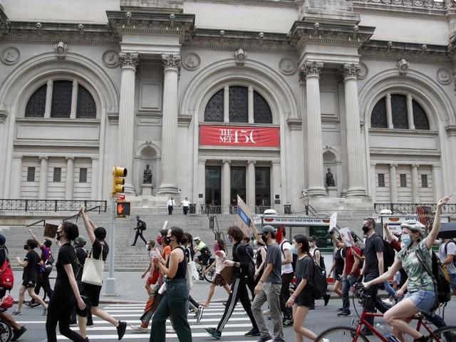 New Yorker Metropolitan Museum streicht 350 Stellen